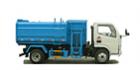 自装卸挂桶垃圾车
