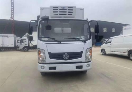 东风易行4米2插电式混合动力冷藏车价格