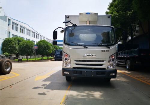 江铃凯运国六4米2冷藏车价格