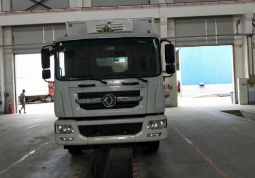 东风多利卡D9国六6米8医疗废物转运车价格