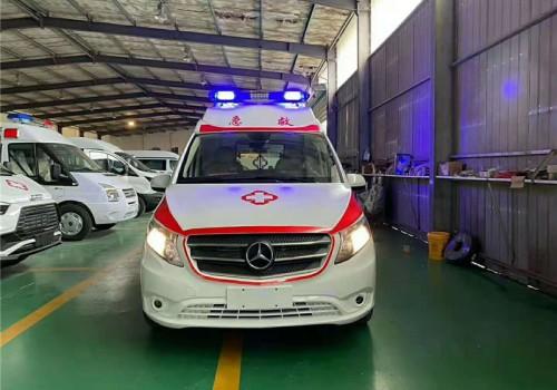 奔驰威霆国六救护车价格