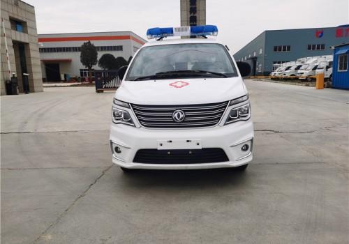 东风风行国六救护车价格