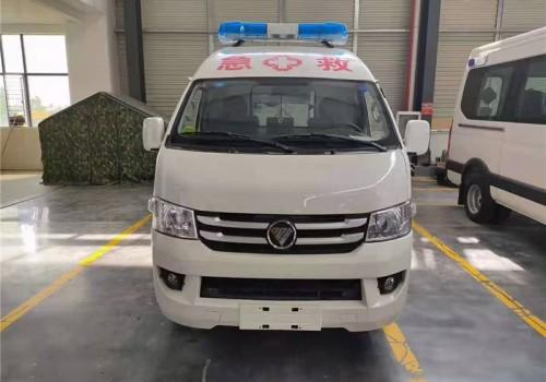 福田G7国六救护车价格