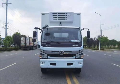 东风凯普特国六5米2冷藏车价格