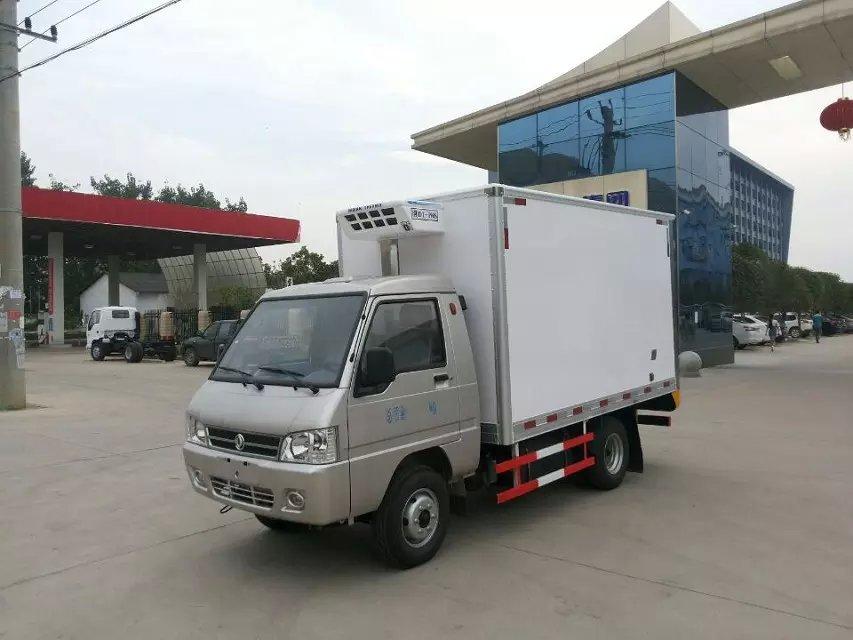 东风小型冷藏车