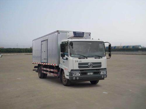 东风天锦6米5冷藏车