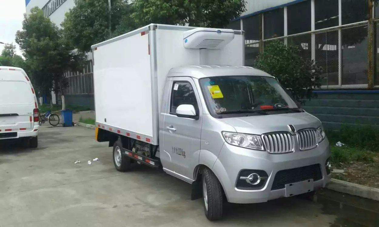 金杯国五2米8冷藏车