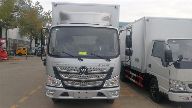 欧马可S3国六4米2冷藏车价格