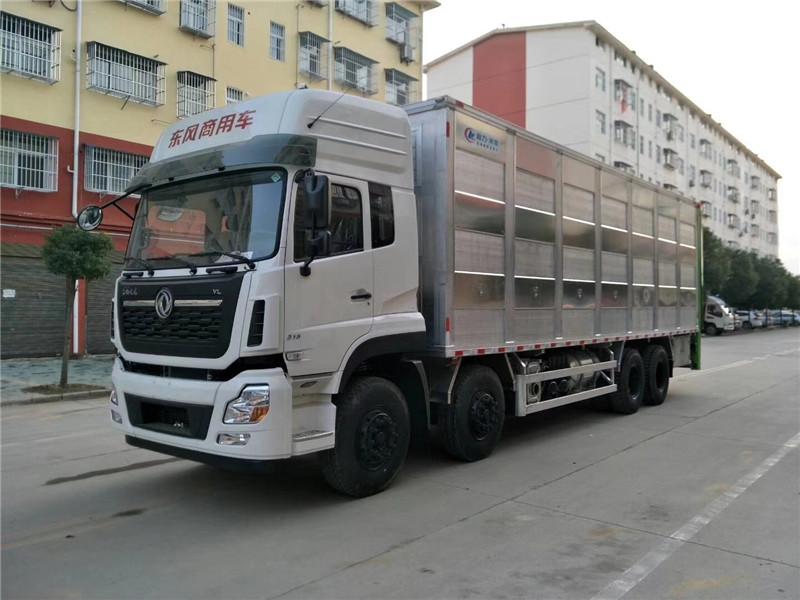 DFC5310XCQA1雏禽运输车