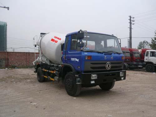 程力威牌CLQ5160GJB3型
