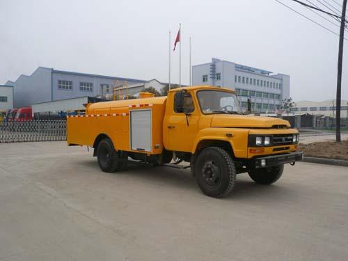 程力威牌CLQ5100GQX4型清洗车