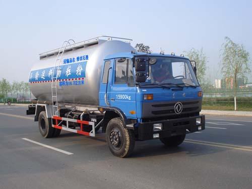 程力威牌CLQ5160GFL4型低密度粉粒物料运输车