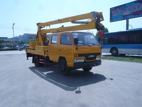 程力威牌CLQ5060JGK4JX型高空作业车