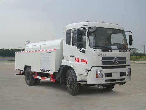 程力威牌CLQ5160GQX4D型清洗车