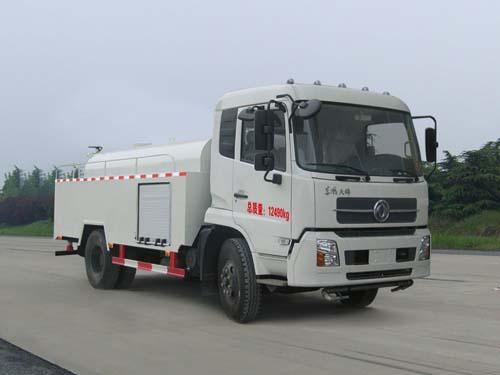 程力威牌CLQ5120GQX4D型清洗车