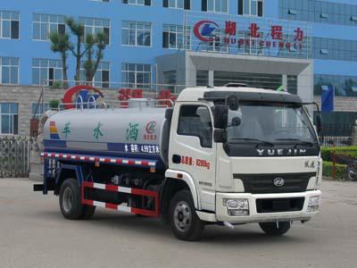 程力威牌CLW5080GSSN4型洒水车