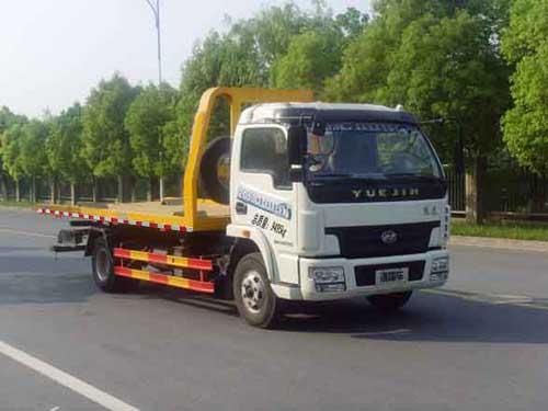 程力威牌CLQ5090TQZ4NJ型清障车