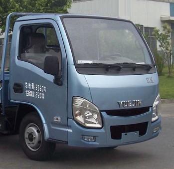 程力威牌CLQ5030ZLJ4NJ型自卸式垃圾车