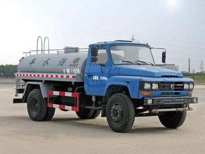 程力威牌CLW5123GSST4型洒水车