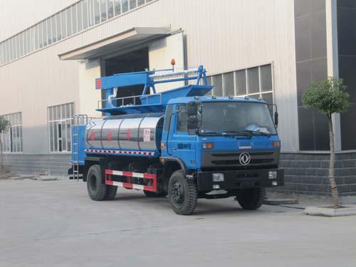 程力威牌CLQ5160TDY4型多功能抑尘车