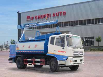 程力威牌CLQ5160TDY4D型多功能抑尘车