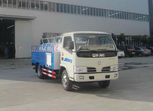 程力威牌CLQ5040GQX4型清洗车